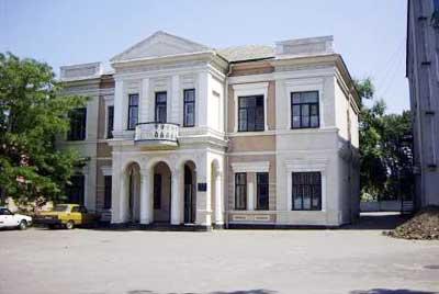 Городская управа дореволюционного Геническа стала сельхозуправлением Генического  района в 80-90-е годы прошлого века